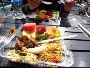 Nosso prato bem colorido