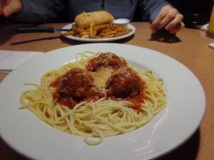 Brooklin Spaghetti & Meatballs